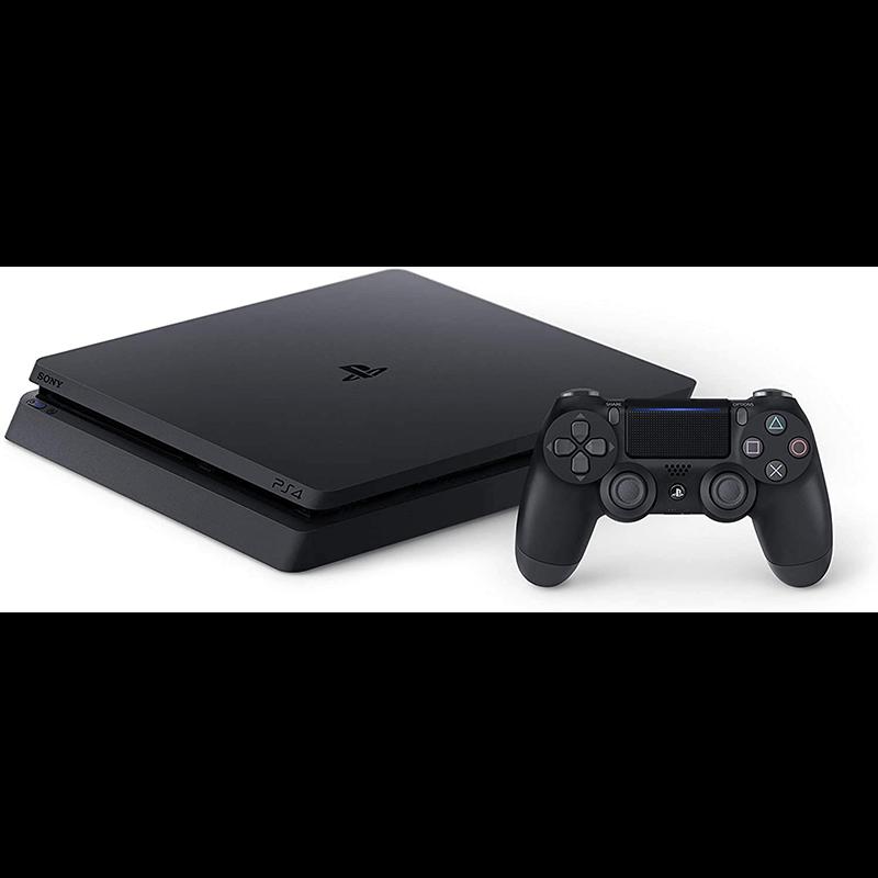 PlayStation4ジェット・ブラック500GB(CUH-2200AB01)